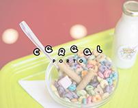 [Visual Identity] - Cereal Porto