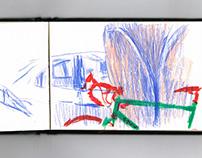 Black Sketchbook IV