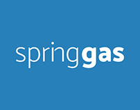 Spring-Gas responsive website