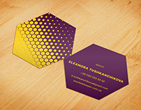 Business Cards for Beekeeper