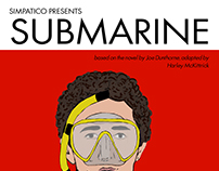 Poster for 'Submarine', Coventry University