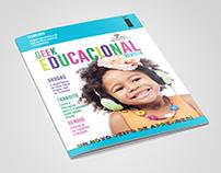 Revista Catálogo Geek