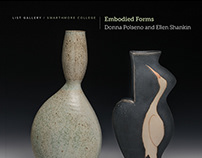 Embodied Forms Exhibition Catalog, Swarthmore College