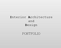 Interior Architecture & Design Portfolio