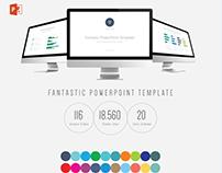 Fantastic PowerPoint / Keynote Presentation Template