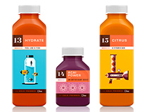 Kaffe 1668 Juices