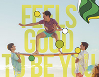 7Up Global Campaign
