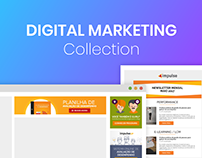 Digital Marketing Material Collection