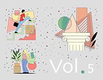 Illustrations Vol.5