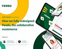 Foodu - The Food eCommerce Community