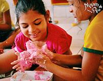 Meninos de Rio: arte e design social na escola