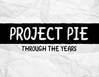 Project Pie 3rd Year Anniversary Animation