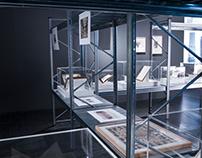 Atlas de las Ruinas de Europa exhibition. Centro Centro