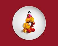 Set Design - Défilé Culinaire