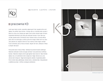 Pracownia KD - Interior Design - Website