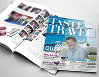 Magazine Vol 3 Issue 2-Taste & Travel