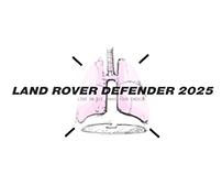 2025 DEFENDER SURVIOR- fuctional conecpt vehicle