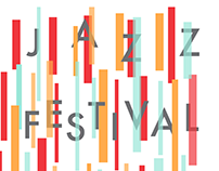 Chicago Jazz Festival—Poster and Brochure