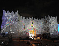 Staro Riga image for Jerusalem Festival of Light