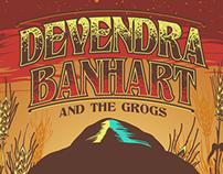 DEVENDRA BANHART (POSTER)
