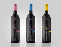 Bzenia Winery / Visual identity