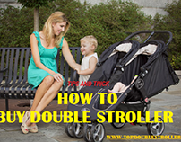 How to Buy Double Stroller for Twins?