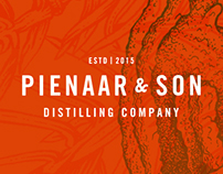 PIENAAR & SON | Branding & Packaging