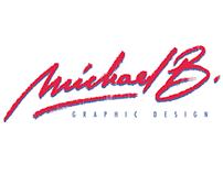 Michael B. Logo