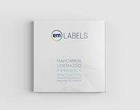 EM Labels Branding