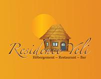 RESIDENCE YELI - BRANDING