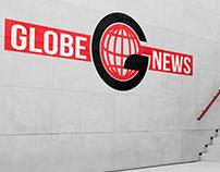 GLOBE NEWS: Identity design