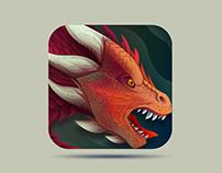 Ios Game Icon# Dragon