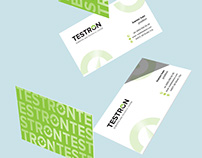 Identity for Testron company