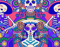 APPLE / Día de Muertos