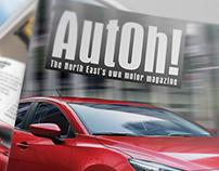 Editorial Design: AutOh! Magazine