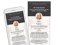 Staff Profile e-Blast Campaign