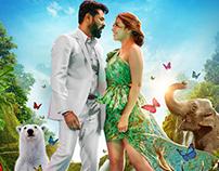 poster for movie GULAEBAGHAVALI