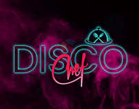 DISCO CHEF / LOGO