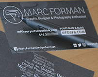 My Business Cards Over the Years