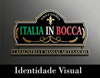 Visual Identity - Italia in Bocca Restaurant