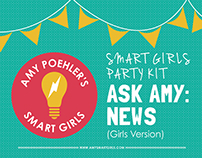 Smart Girls Educational Party Kits - Project Management