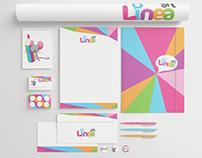 Brand design Line Art