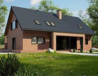 Z351 - gotowy projekt domu