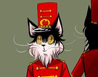 Big Band Cat Leader