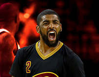 "Kyrie Irving ""Uncle Drew"""
