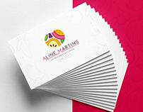 Personal card | Aline Martins Nutricionista