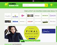 CamelRebates USA,UK & India Cashback by iLeaddigital