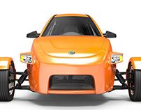 [Print Ad Campaign] Elio Motors