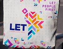 LET · LATAM EXPO TECH | BRANDBOOK