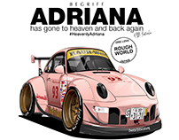 RWB ADRIANA road to idlers12hours